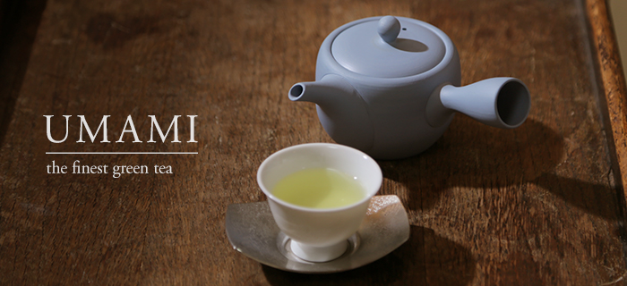 UMAMI the finest green tea